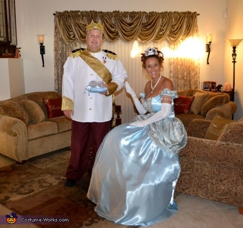 The Royals Costume