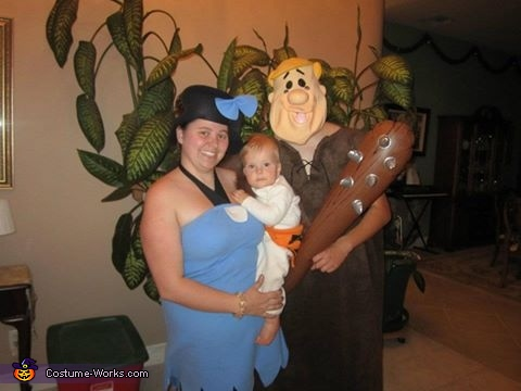 The Rubbles Family Costumes