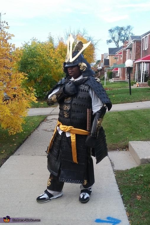 The Samurai Costume