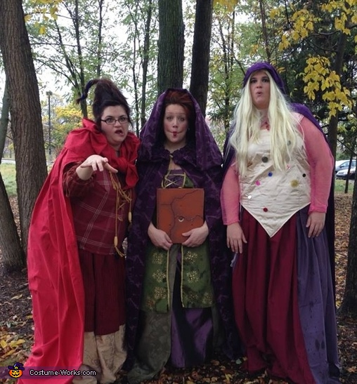 The Sanderson Sisters Costume