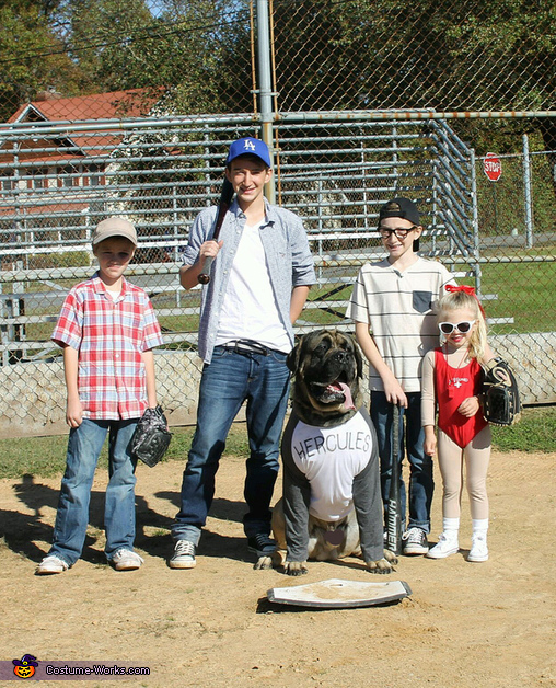 & The Sandlot Gang Costume