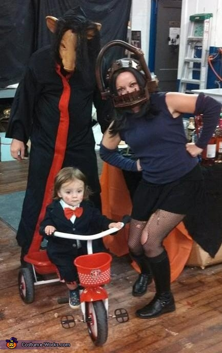 The Saw Family Costume