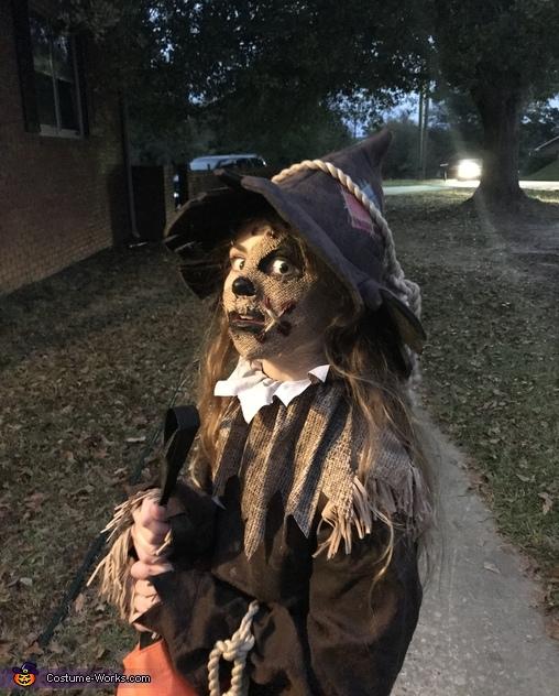 The Scarecrow Costume