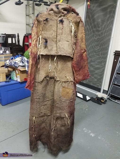 The Evil Scarecrow Costume