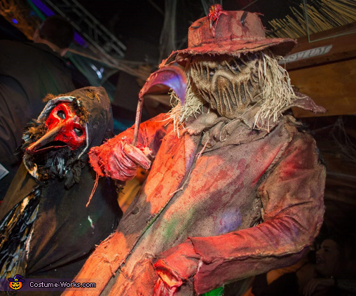 The Evil Scarecrow Costume