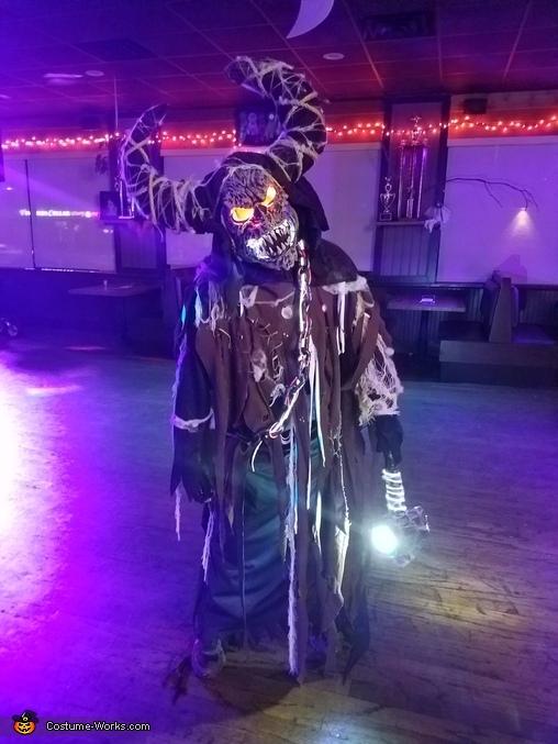 The Screech Costume