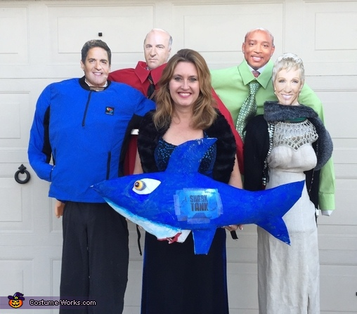 The Shark Tank TV Show Costume
