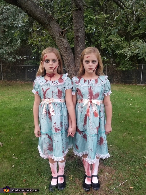 The Shining Movie Family Halloween Costume