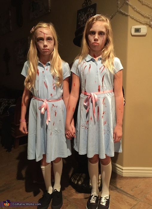 The Shining Twins Costumes