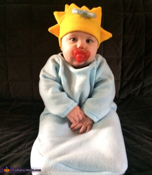 Maggie Simpson, The Simpsons Family Costume