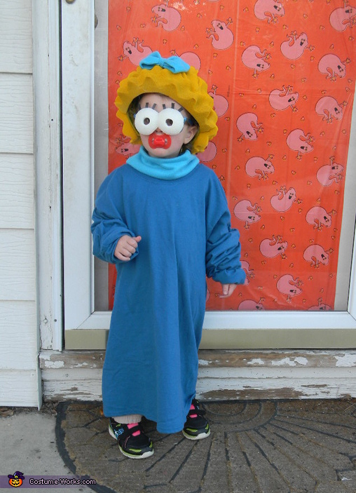 Maggie , The Simpsons Family Costume