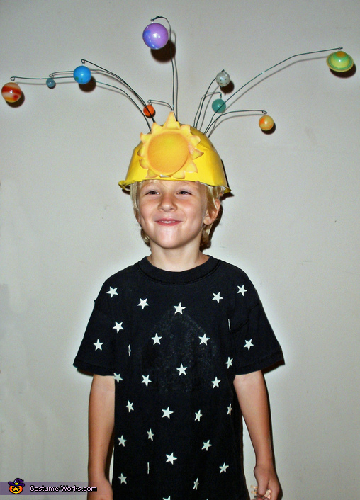 The Solar System Costume