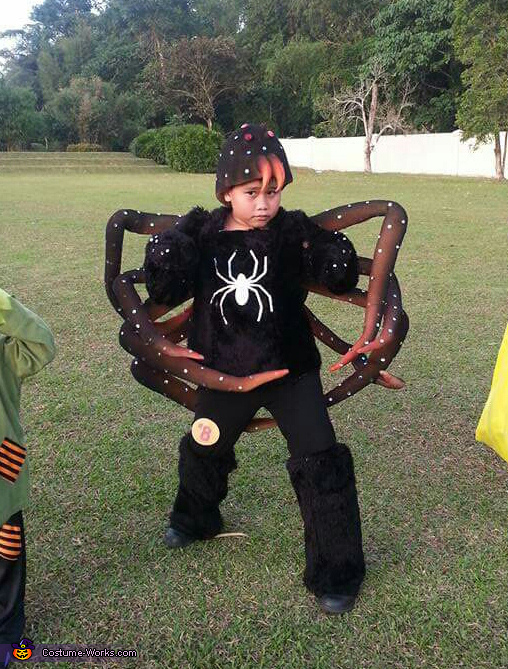 The Tarantula Costume