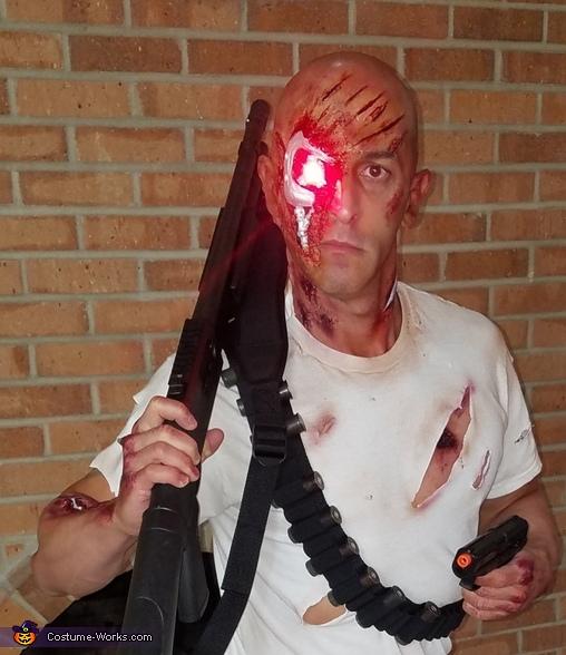 The Terminator Costume