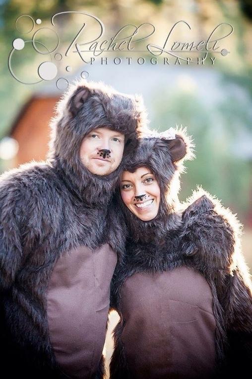 Best husband award goes to..., The Three Bears Costume