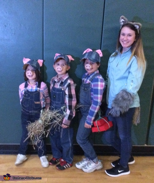 The Three Little Pigs Costume
