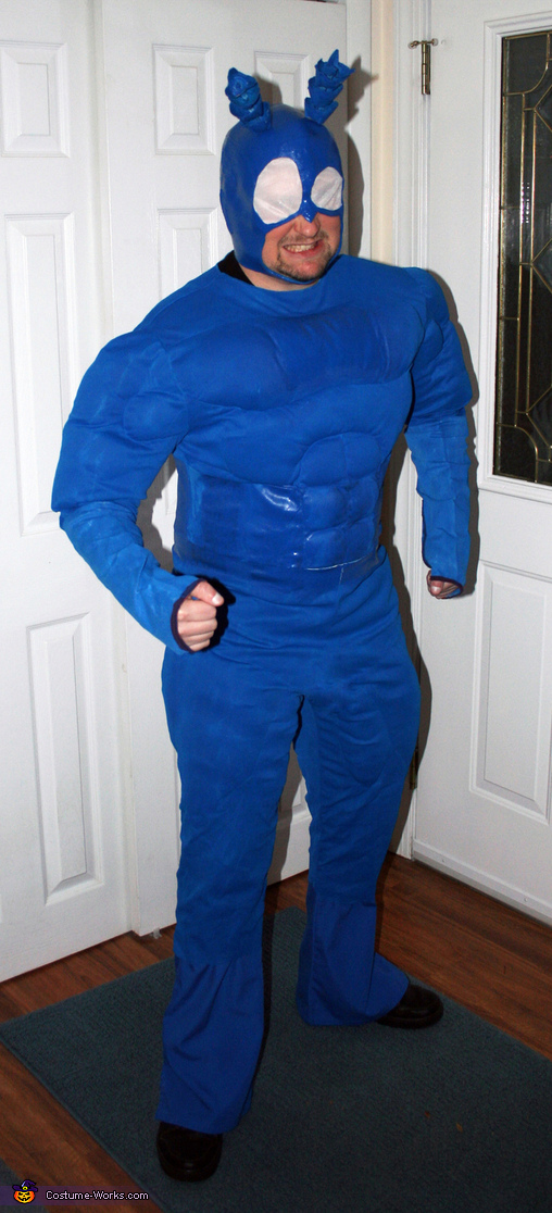 THE TICK, The Tick Costume