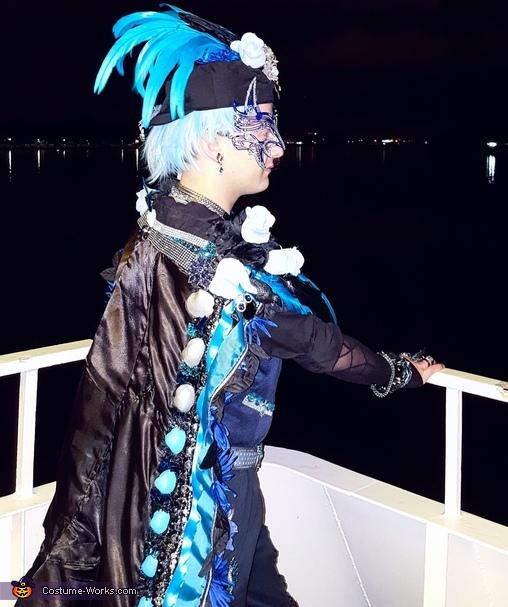 The Tidal Dandy Costume