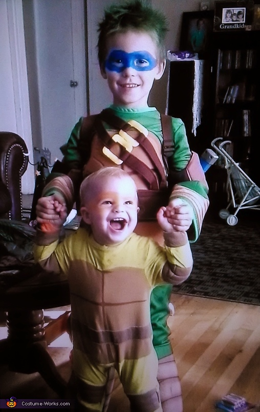 The TMNT Brothers Costume