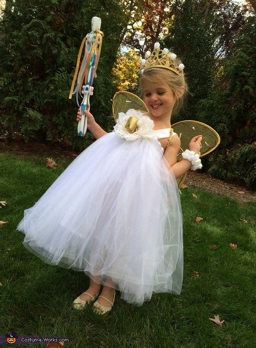 Tooth Fairy Halloween Costume Girls