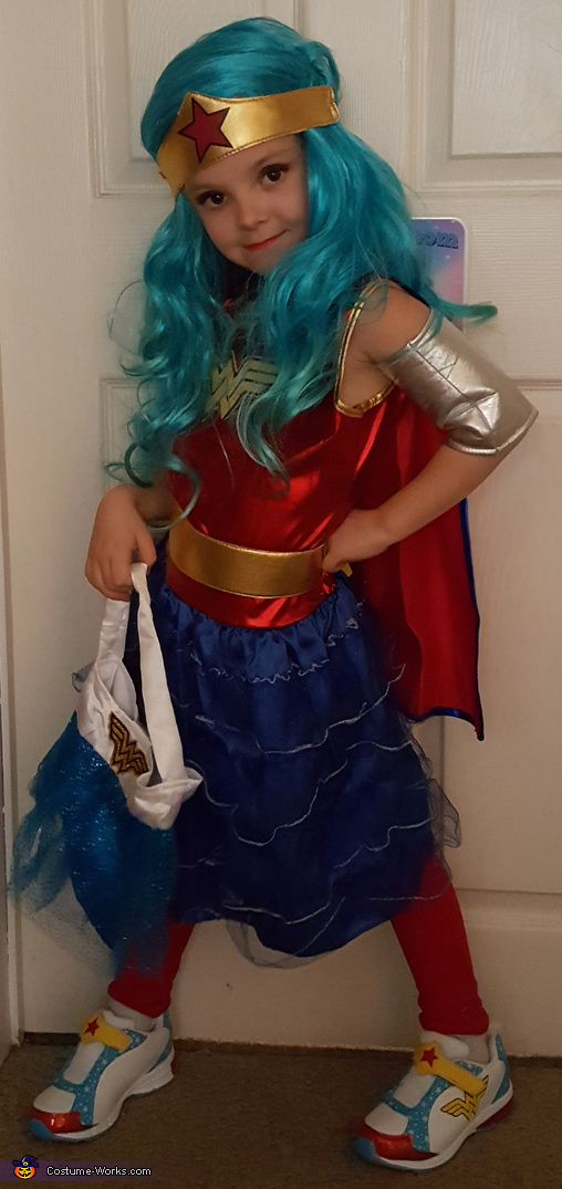 The Ultimate Wonder Woman Costume