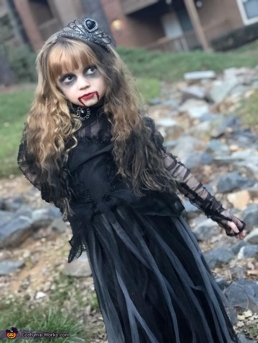 The Vampire Princess Costume