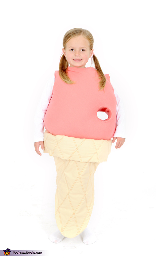 The Ice Cream Cone, The Very Hungry Caterpillar Family Costume