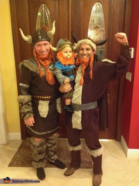 The Vikings Costume
