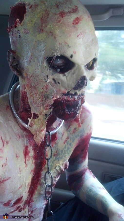 Front Facing, The Walking Dead Costume