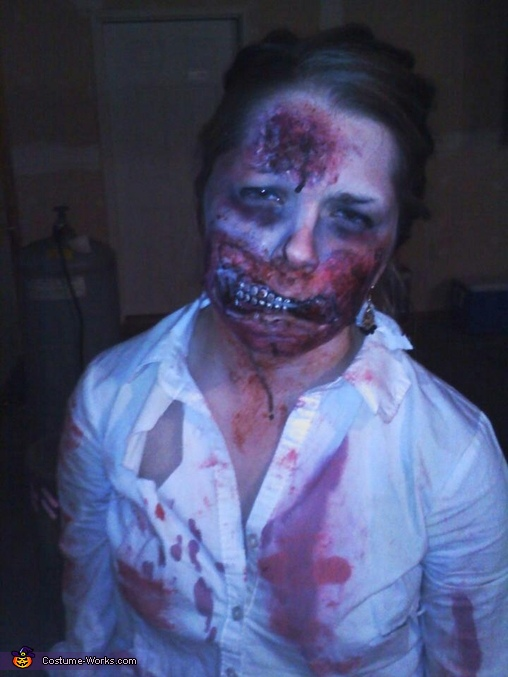 The Walking Dead Costume