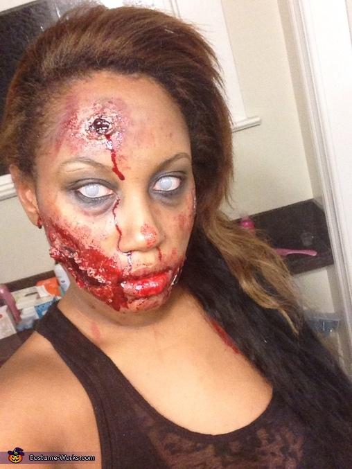 The Walking Dead Zombie Halloween Costume