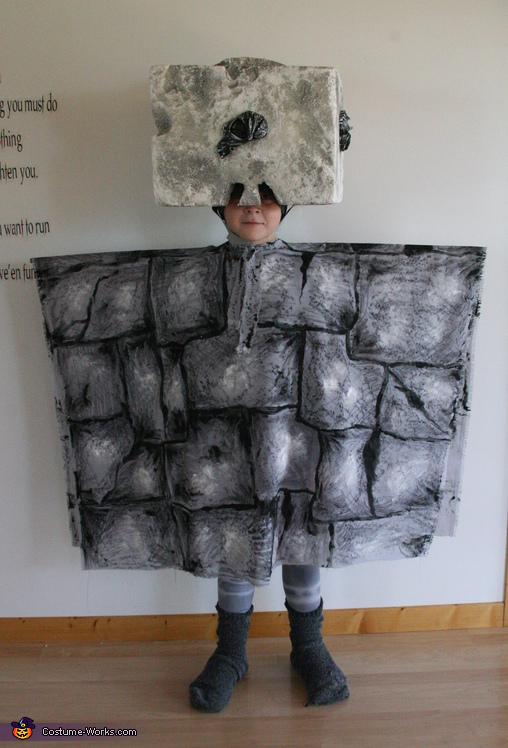 The Wall Costume