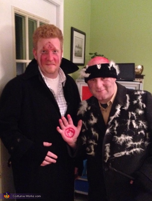 The Wet Bandits from Home Alone Costume