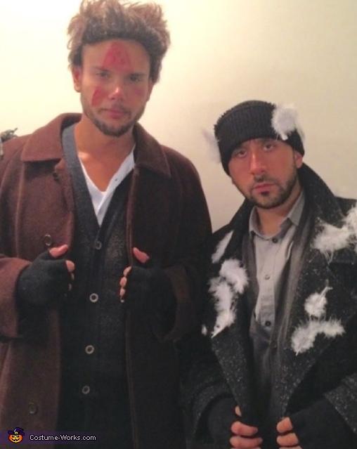 The Wet Bandits Costume