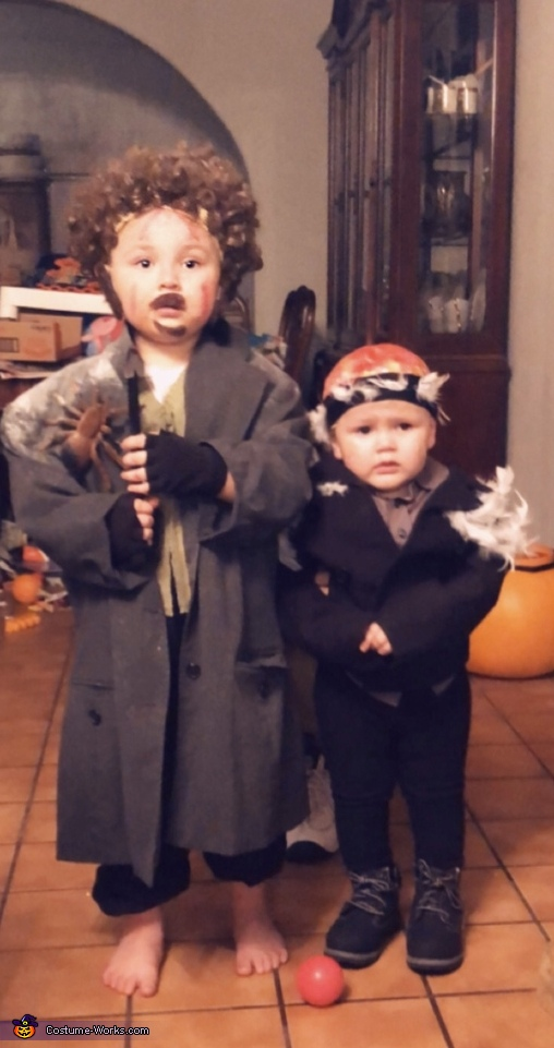 """""""Were are the wet Bandits!"""", The Wet Bandits Costume"""