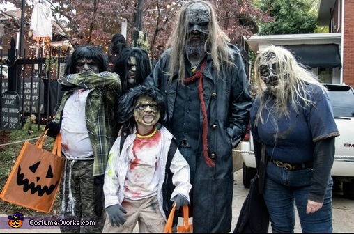 The Whisperers Costume