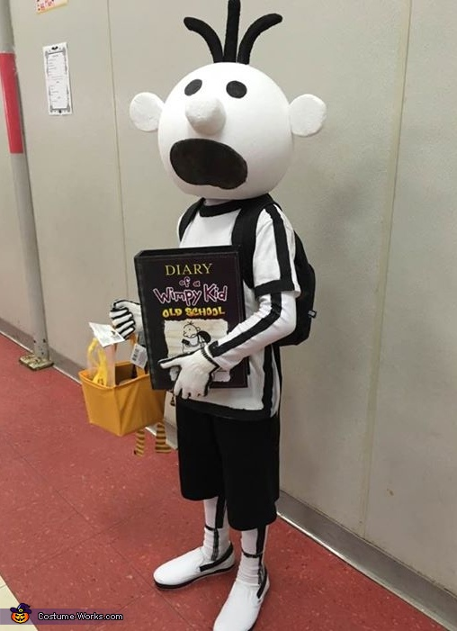 The Wimpy Kid Costume