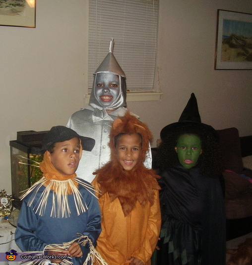 Kids Wizard of Oz Costumes