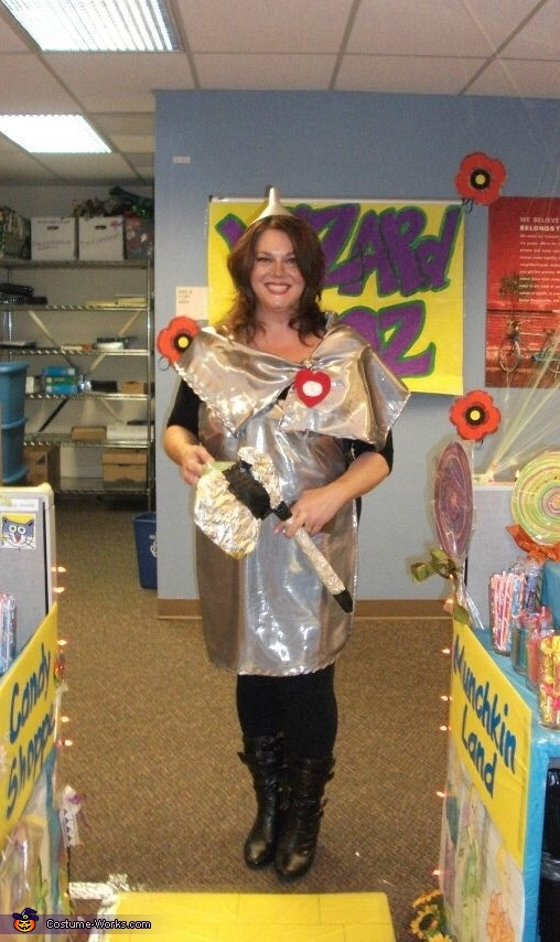 Tin Man, The Wizard of Oz Group Costume