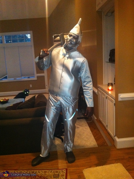 Tinman, The Wizard of Oz Costume