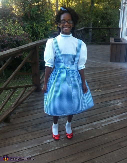 Dorothy, The Wizard of Oz Costume
