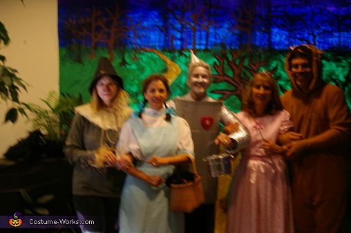 The Wizard of Oz Group Costumes