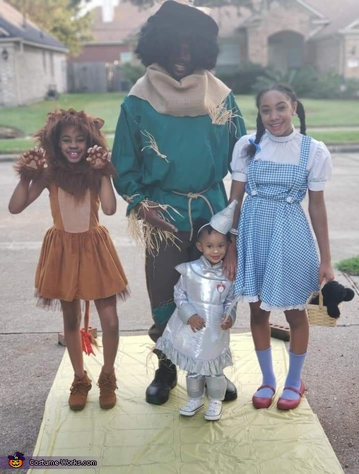 The Wizard of Oz Of Texas Costume