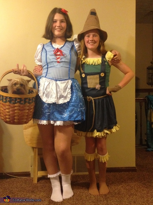 The Wizard of Oz Rocking Couple Costume