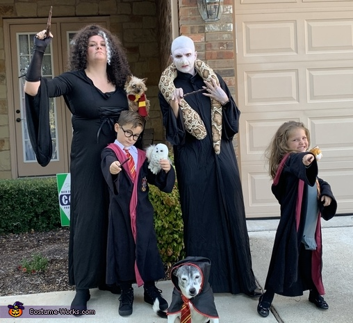 The Wizarding World Costume