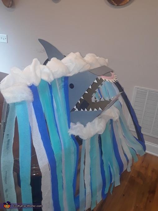 Shark 2, The Wonders of the Deep Blue Sea Costume