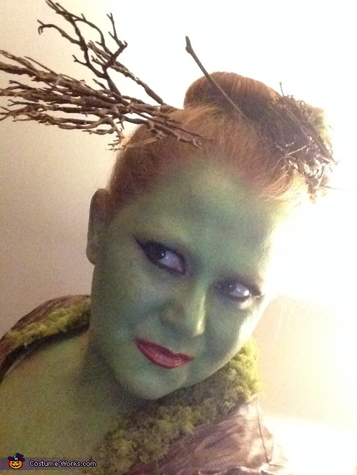 The Woodland Witch Homemade Costume