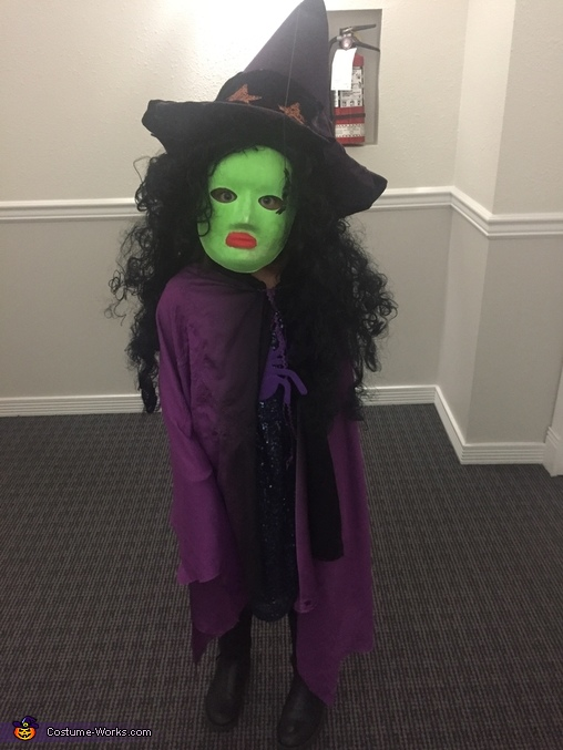 The Worst Wicked Witch Costume