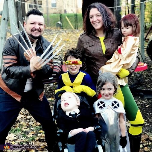 The X-Men Costume