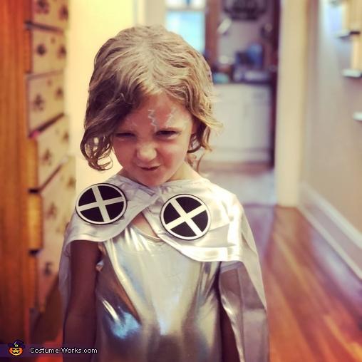 Storm, The X-Men Costume